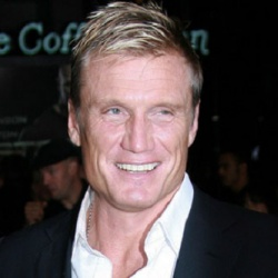 Dolph Lundgren Height in feet/cm. How Tall